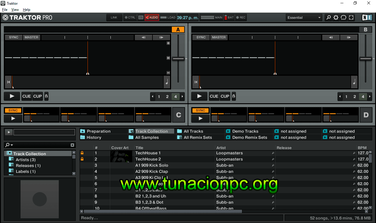 Native Instruments Traktor Pro Full Ingles