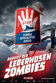 Attack of the Lederhosenzombies (2016)