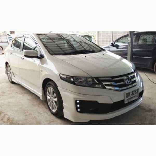 Body Kit Honda City Mugen RS 12-14