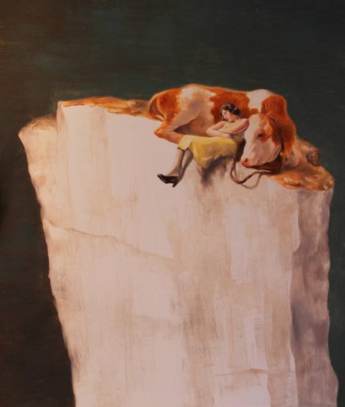 Натюрморты и фигуративная живопись. Rudolf Kosow