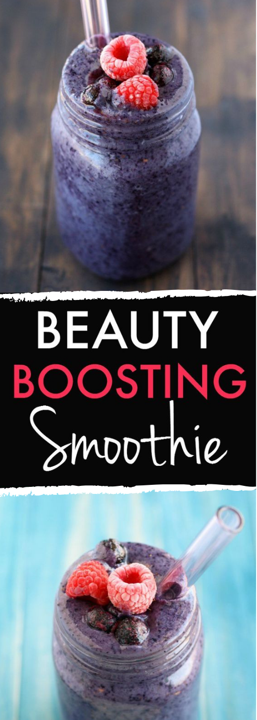Berry Beautiful Smoothie #smoothie #drink
