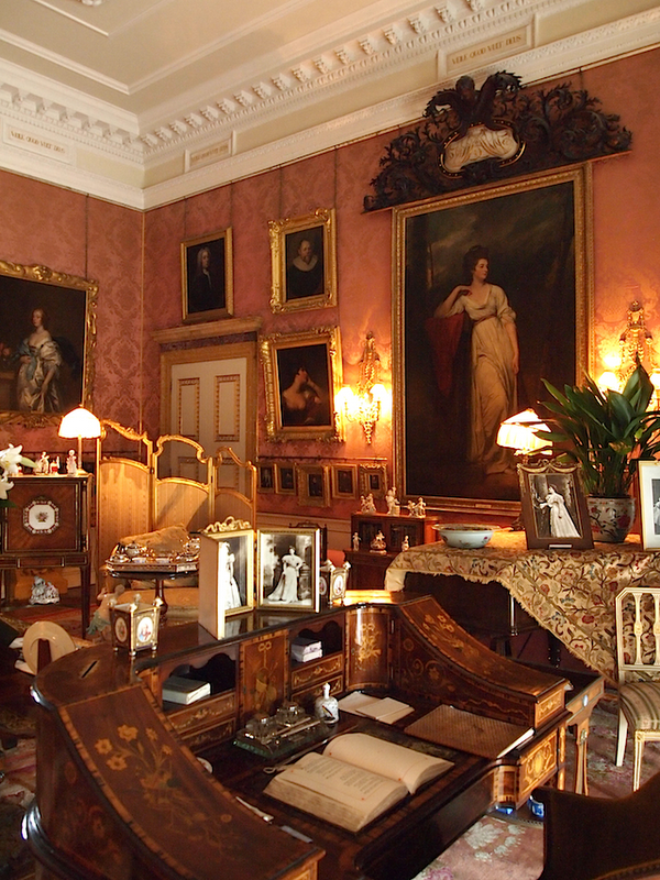 Old English Drawing Room: Loveisspeed.......: Kingston Lacy Is A Country House And