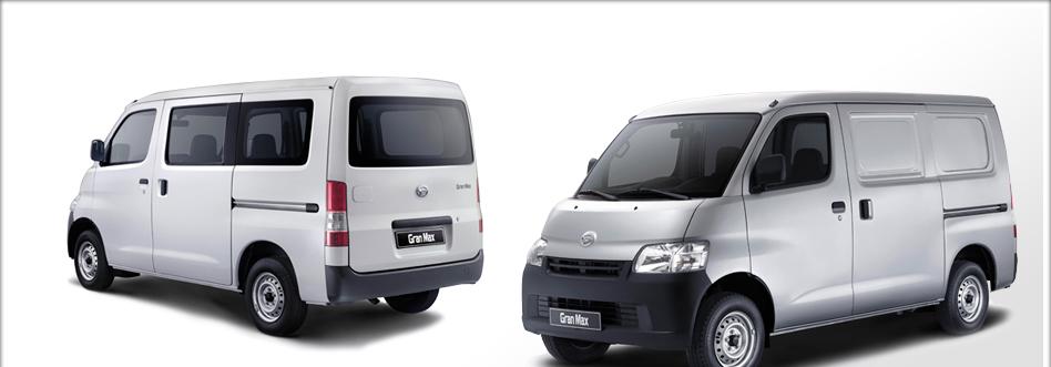 Daihatsu Gran Max Minibus 2015