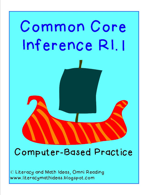 Simply Centers Computer-based Common Core Inference Practice