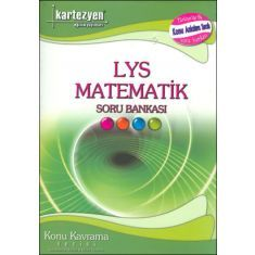 Kartezyen LYS Matematik Soru Bankası (Konu Kavrama Serisi) 2015