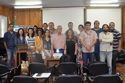 CPRM realiza curso de Cenários Aplicados ao Planejamento Estratégico Territorial em Salvador