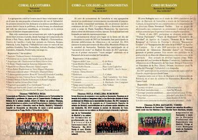 X Encuentros Musicales del Coro Rubagón
