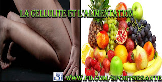 La cellulite et l'alimentation