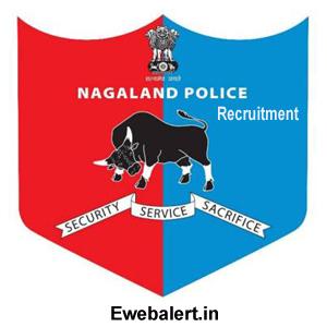 Nagaland Police Recruitment nagapol.gov.in Application Form