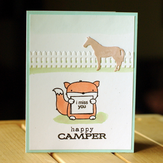 Cards for Sage for camp Leigh Penner @leigh148 #cards