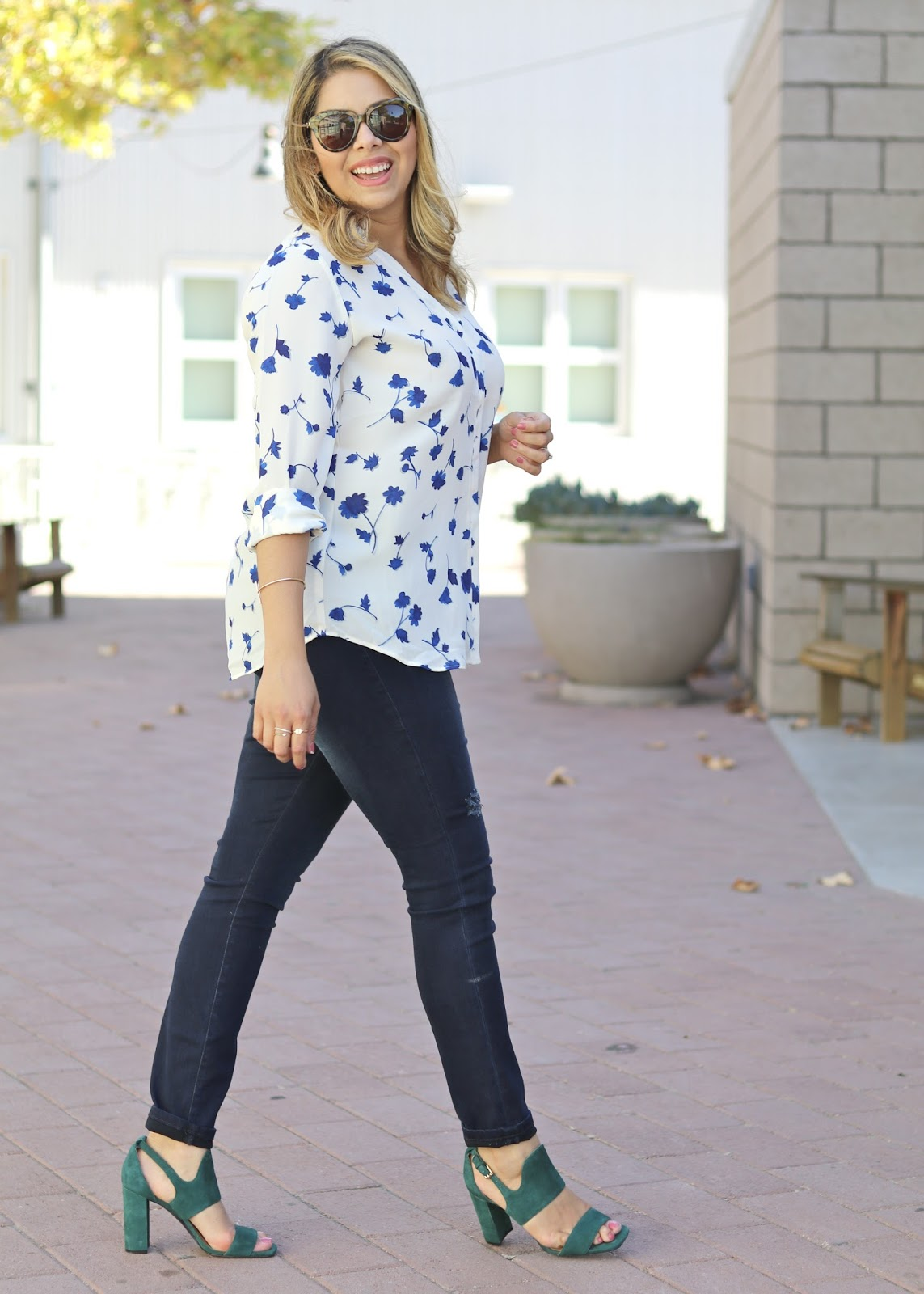 , what to wear to brunch, business casual outfit, banana republic fashion blogger