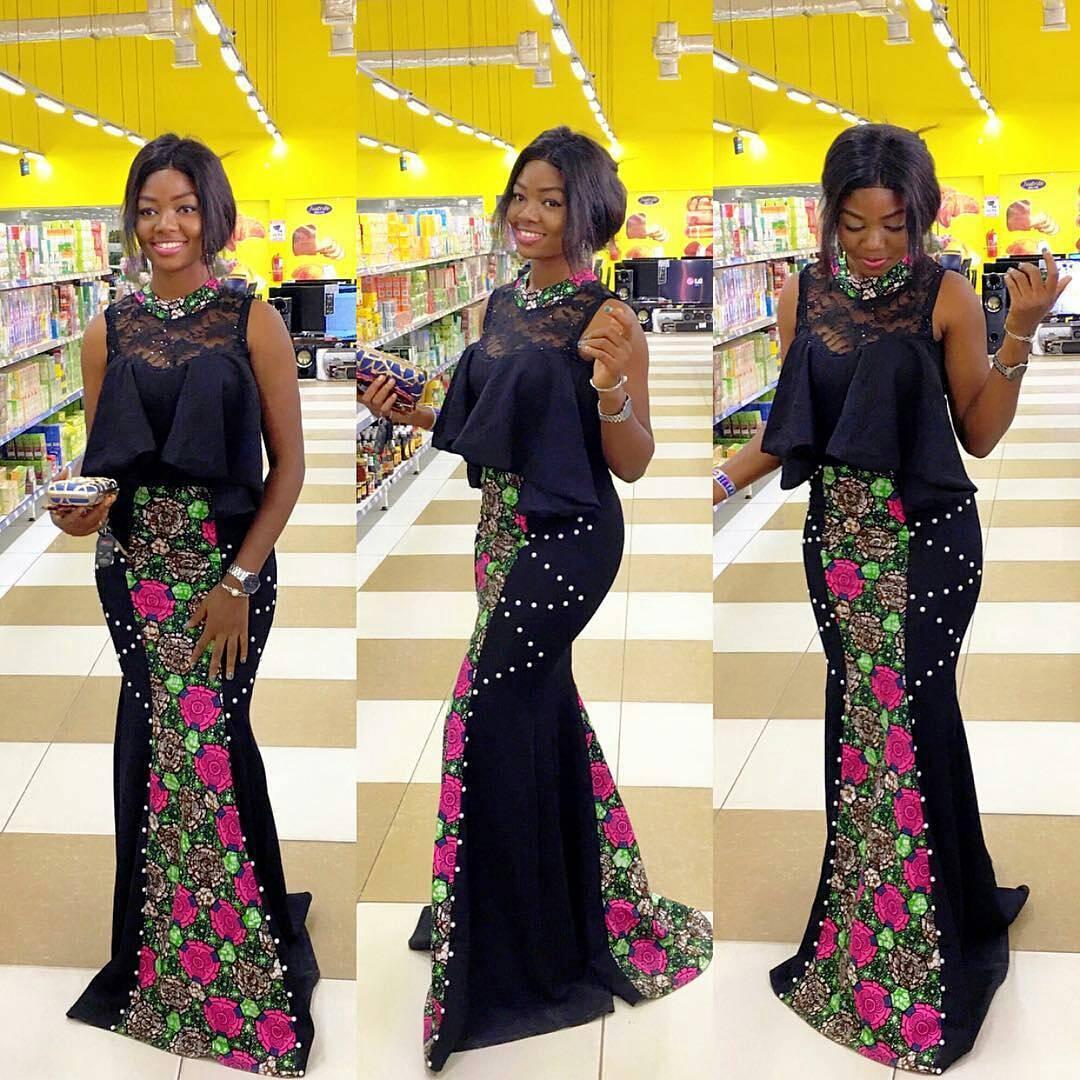 Dazzling Ankara Gowns Ankara Ladies Styles