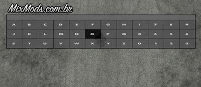 teclado joystick gta sa mod cleo