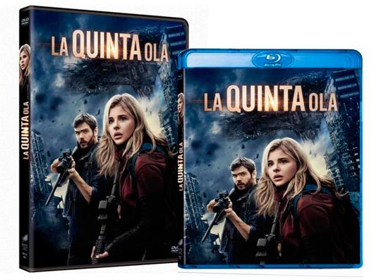 A la venta 'La quinta ola' en DVD y Blu-ray