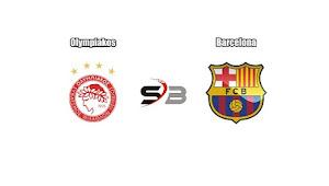 Prediksi Bola Olympiakos vs Barcelona 01 November 2017