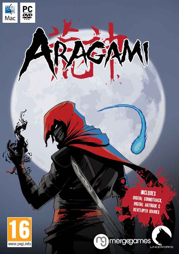 Aragami Download Cover Free Game