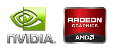 VGA Nvidia dan AMD