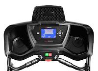 Bowflex TC100's console, image