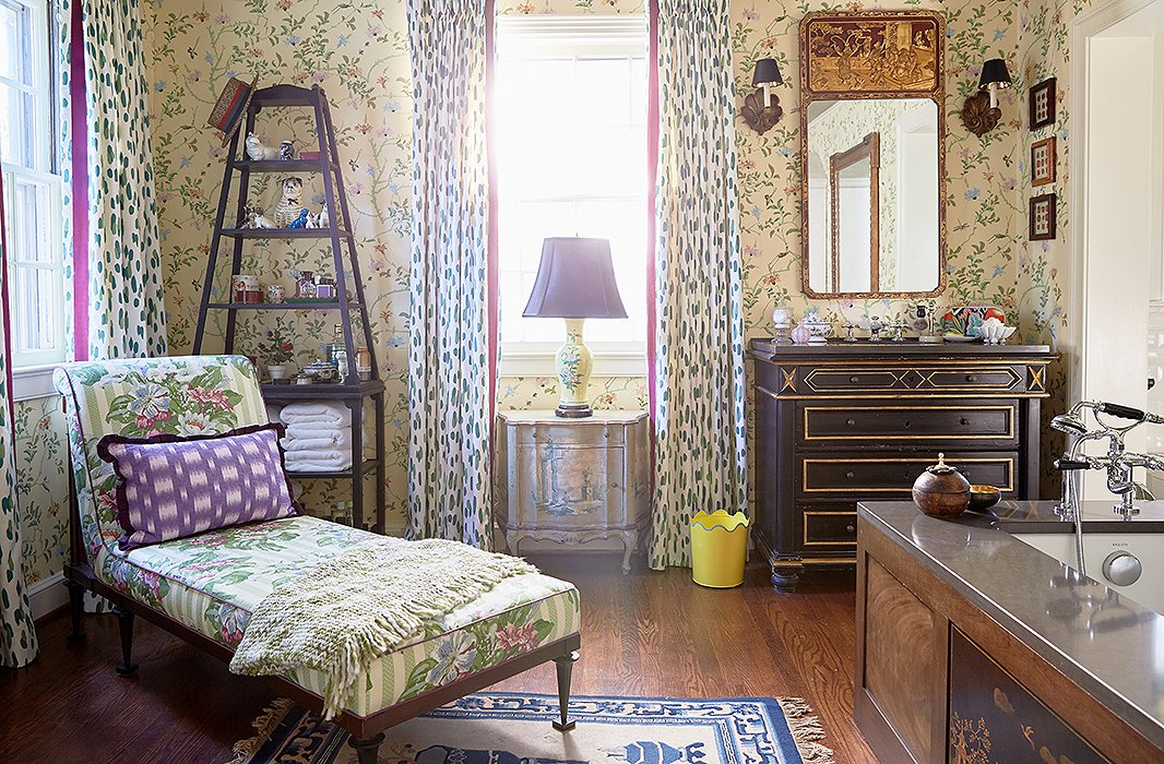A 1930s Regency Revival Madcap Cottage The Glam Pad