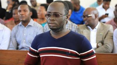 Mwandishi Erick Kabendera Asomewa Mashtaka Haya Mahakamani