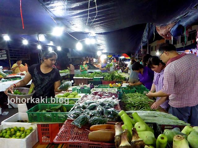 Pasar-Malam-Tangkak-Johor