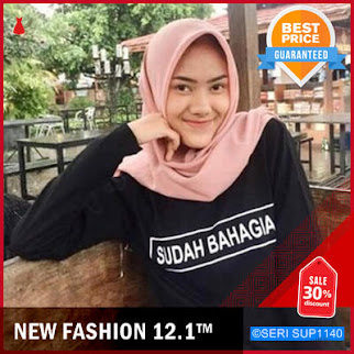 SUP1140T35 Tshirt Murah Atasan Wanita Kaos Tumblr BMGShop