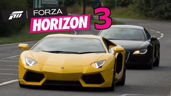 Diatur dalam lingkungan dunia terbuka yang berbasis di Australia Info Spesifikasi Forza Horizon 3 (Microsoft Studios) Minimum & Rekomendasi
