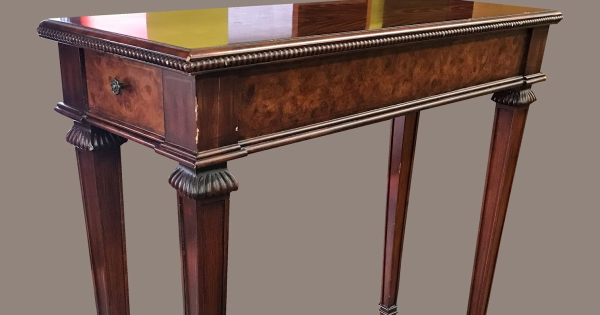 Uhuru Furniture Amp Collectibles Vintage Accent Table 75