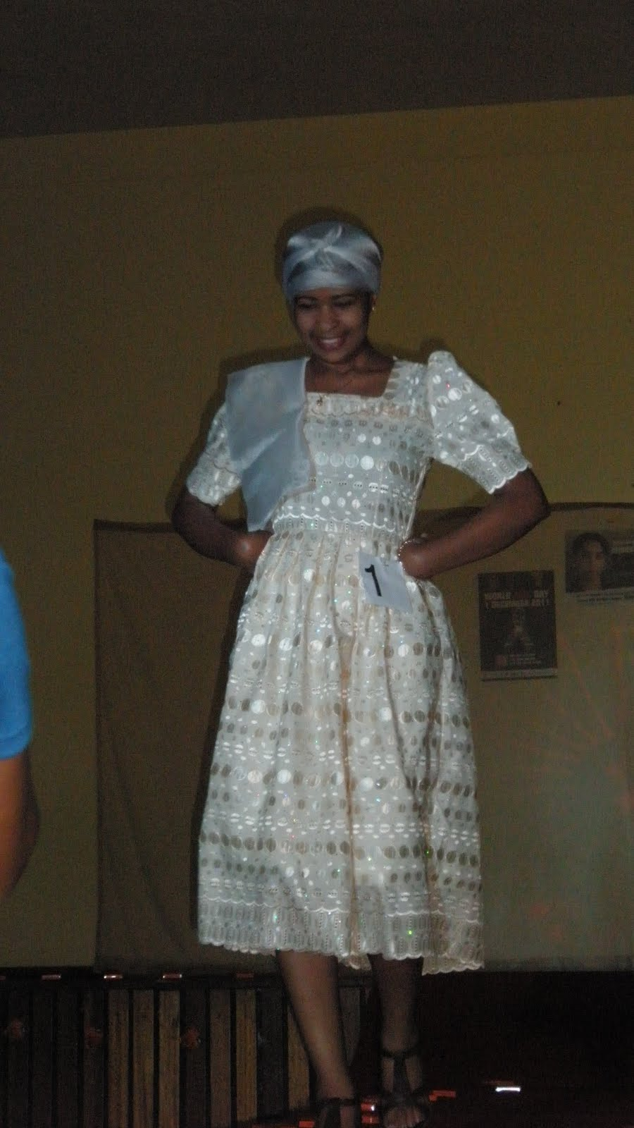 Run Gloria Run Night Out With Namibian Beauty Queens