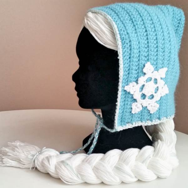 frozen tejer crochet elsa