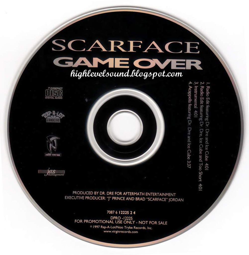 Highest Level Of Music: Scarface Feat. Dr. Dre, Ice Cube
