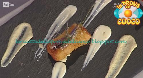 Cannolo di tonno ricetta Giunta da Prova del Cuoco