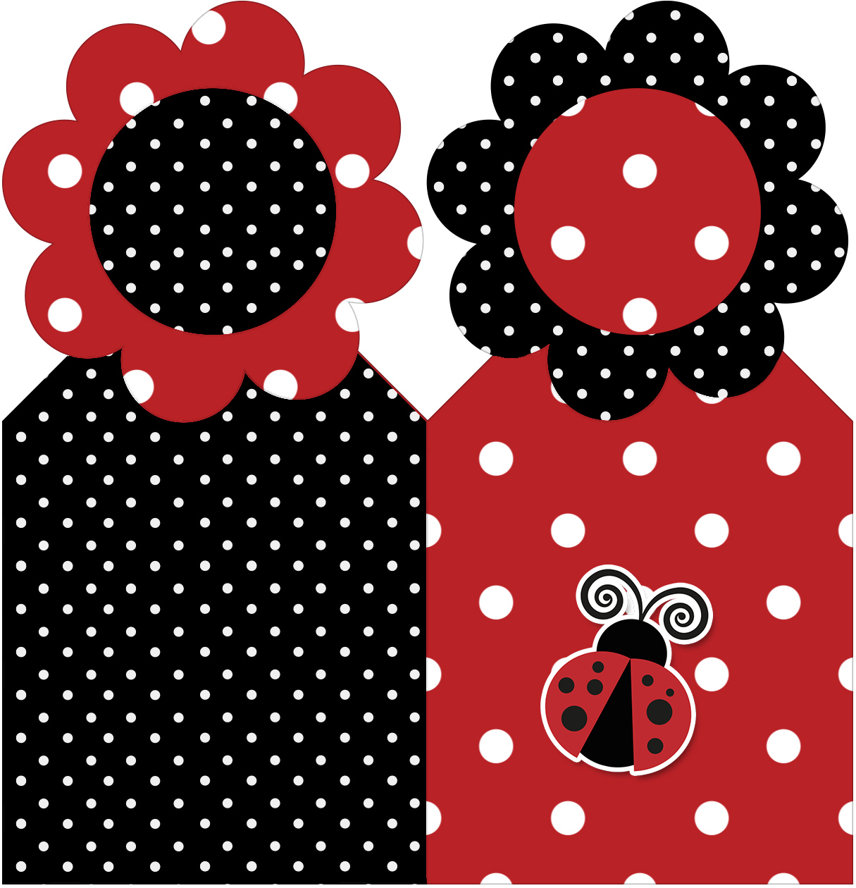Ladybug Party Free Party Printables