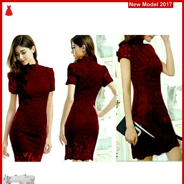 MSF0074 Model Dress Lace Murah Shanghai Salsa BMG