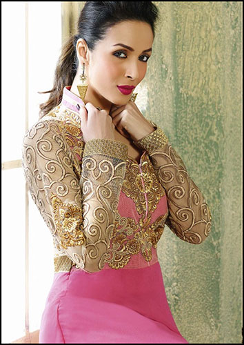 Best Hairstyles To Go With Designer Salwar Suits - Confessions Of ...