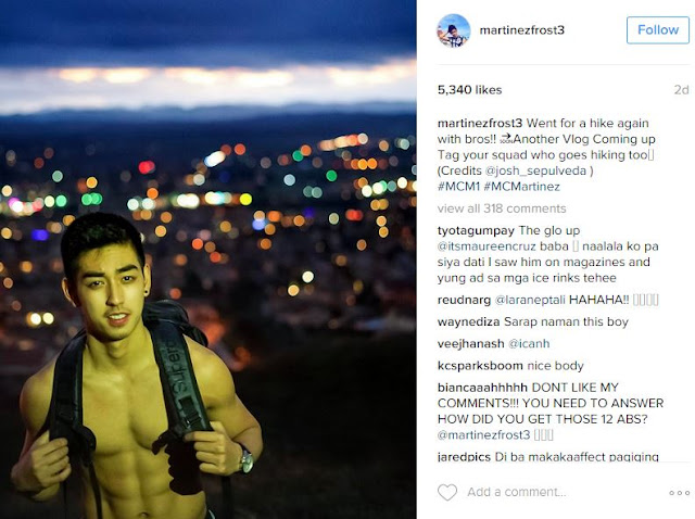 You Won't Believe What Pinoy Skater Michael Martinez Looks Like Now! He Shows Off His Shocking Transformation!