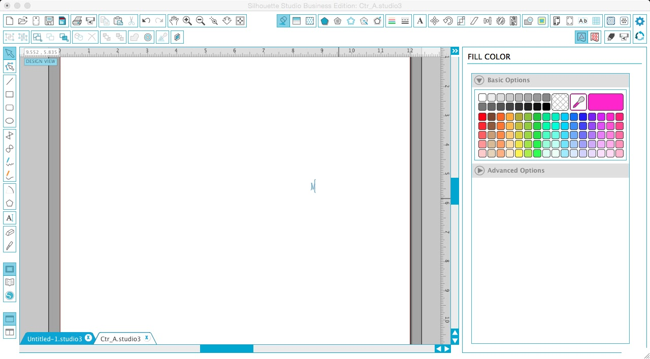 how to use pdf in silhouette studio