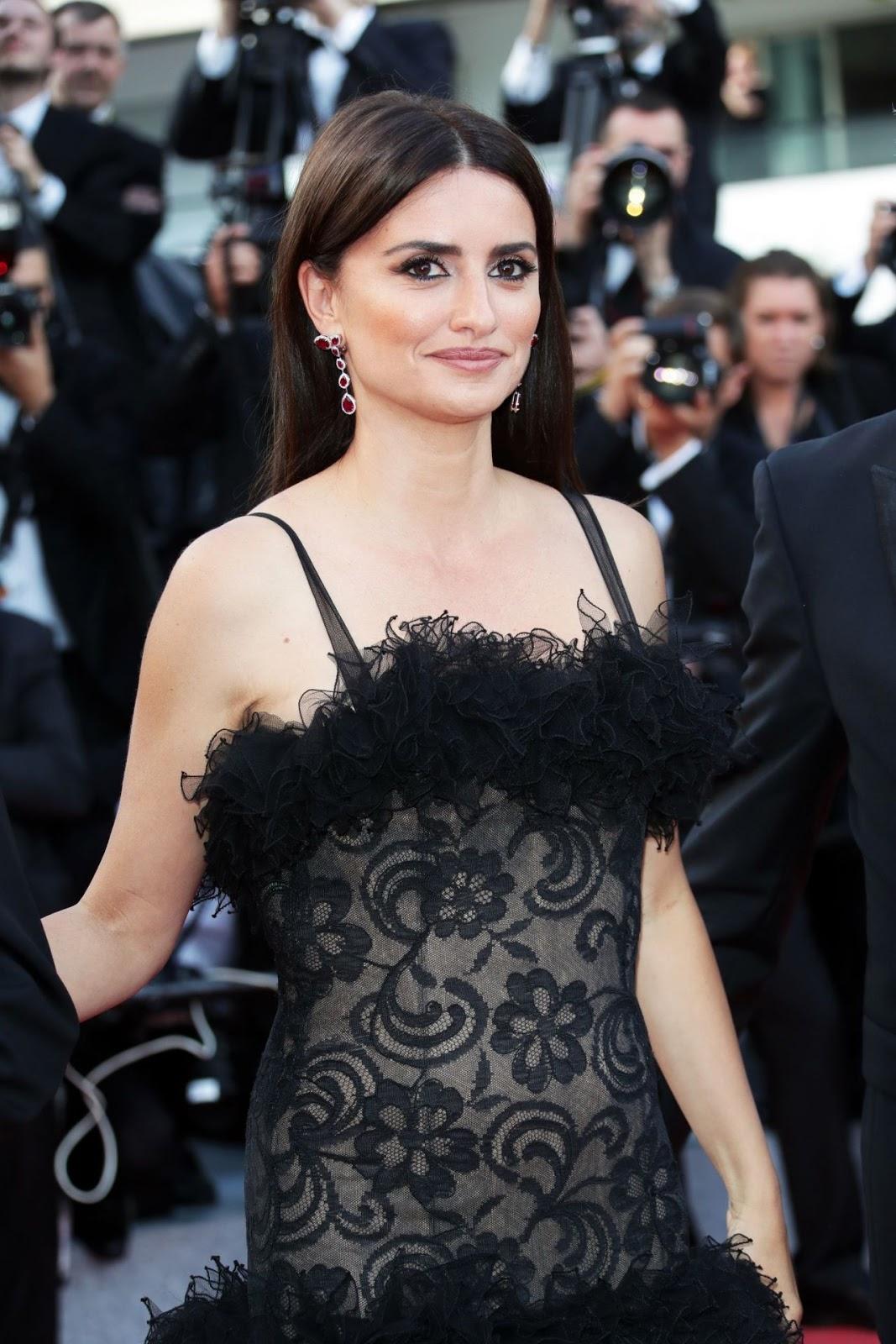 Испанская актриса Пенелопа Крус