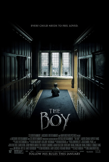 The Boy (2016) ταινιες online seires xrysoi greek subs
