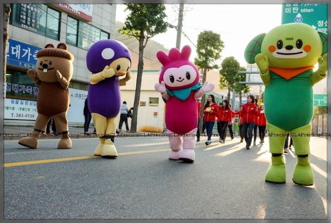 Jeongseon Arirang Festival, South Korea
