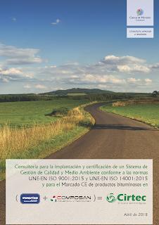 contrato firmado entre Cuevas y Montoto Consultores y Cirtec (empresa formada por Valoriza Servicios Medioambientales y Composan Industria y Tecnología)
