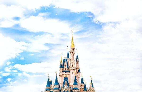 Disney Land international travel with kids