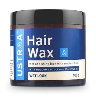 Ustraa Hair Wax for wet look