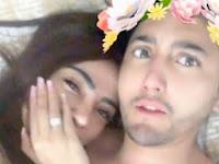 Aron Ashab Pamer Video Tidur Bareng perempuan di Instagram