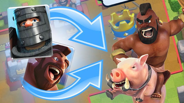 Guide Deck Clash Royale