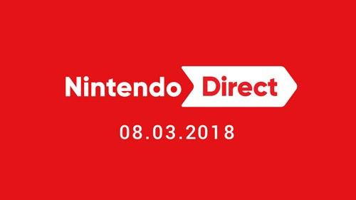 Se anuncia Nintendo Direct para mañana jueves a las 23.00