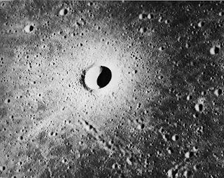 Imagen : Superficie Lunar
