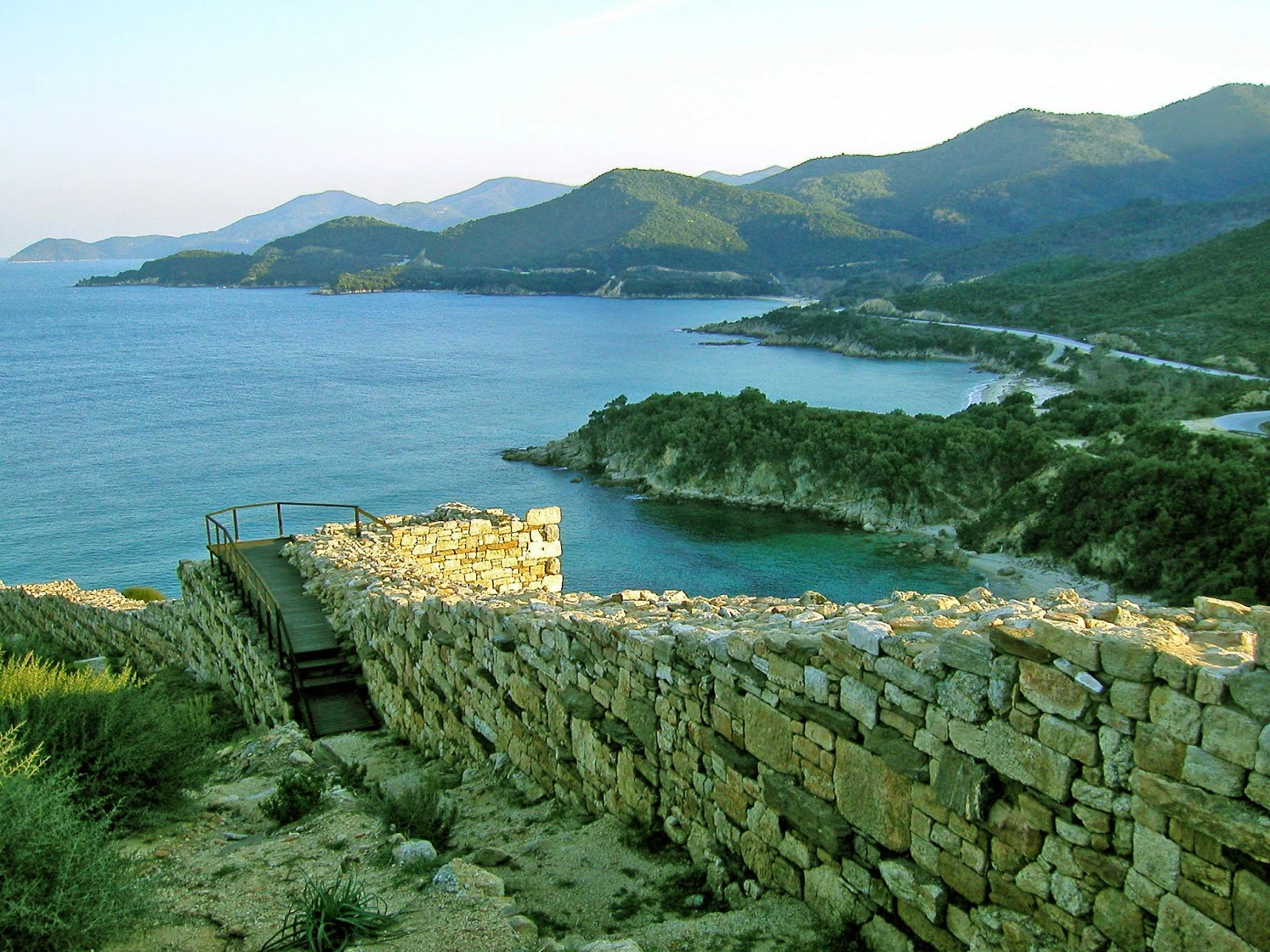 The Wise Side of Greece — Aristotle's Trail