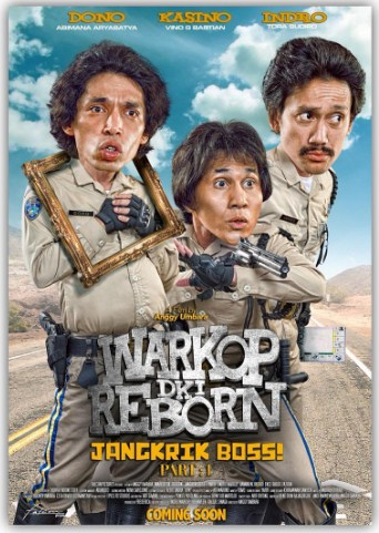 Download Film WARKOP DKI REBORN 2016 TVRip KumpulMovieIndo