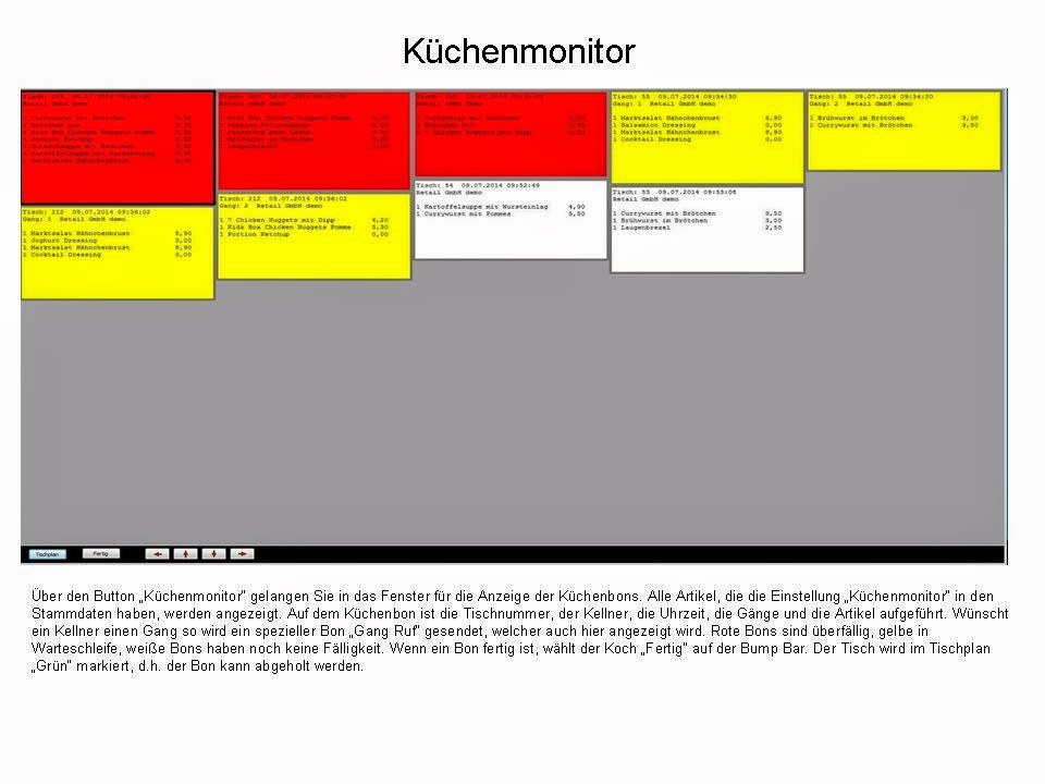 Küchenrechner Kassensoftware
